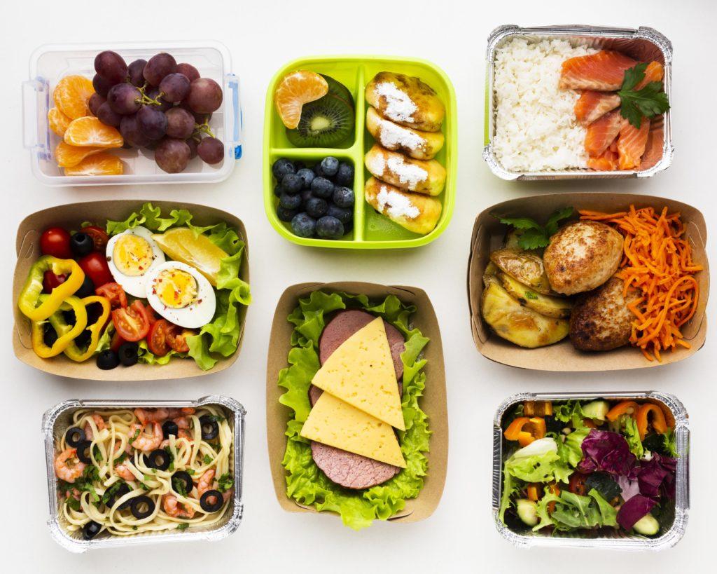 5 posiłków dziennie a dieta